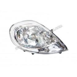 PHARE Avant - Côté droit - Correcteur électrique - Ampoule H4 - Clignotant - Blanc