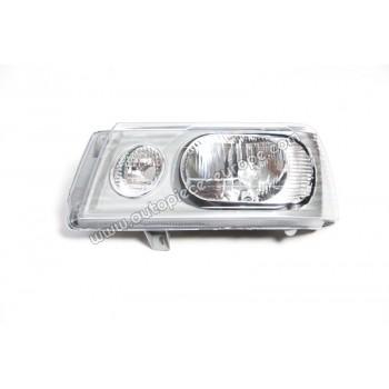 PHARE Avant - Côté gauche - Correcteur électrique - Ampoule H4 - Clignotant
