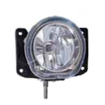 PROJECTEUR AB Avant - 2 côtés - Ampoule H1 - Antibrouillard - version tôlée